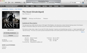 The Asset audiobook on iTunes