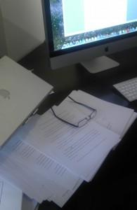 Editing Manuscirpt