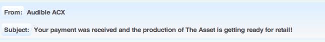 ACX Audiobook Production Case Study
